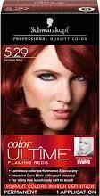 Schwarzkopf Color Ultime Flaming Reds 5 29 Vintage Red Hair Color Box Red Hair Color Schwarzkopf Hair Color Schwarzkopf Color Ultime