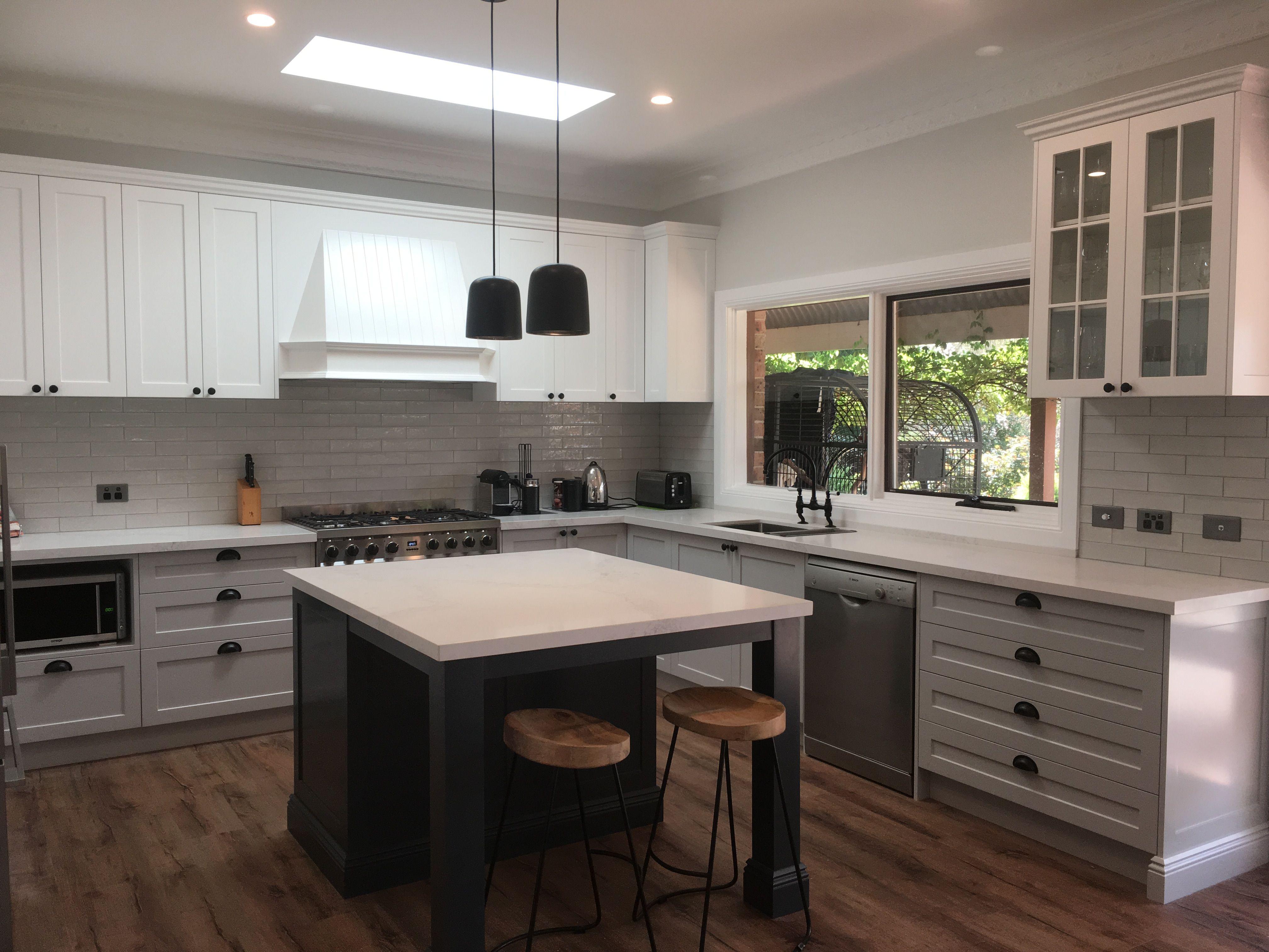 Shaker Kitchen Cabinets Provincial Kitchens Australian Made Shaker Style Kitchens Modern Design Stil