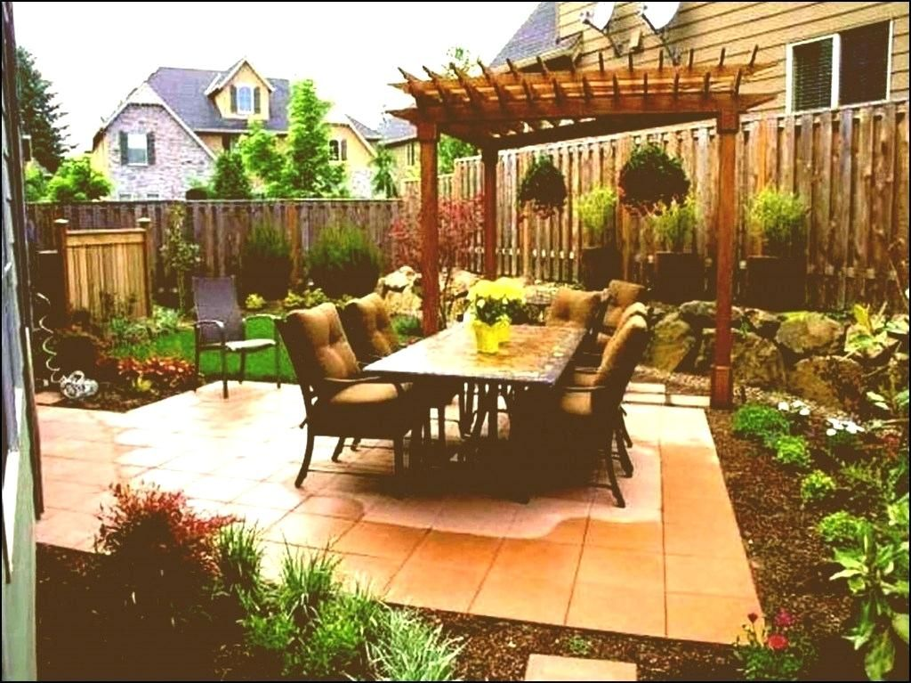 Backyard Privacy Landscaping Ideas For Renters Cheap Fence Outdoor Small Backyard Patio Backyard Patio Diy Backyard Patio