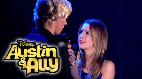 AUSTIN & ALLY - Song: TWO IN A MILLION - Die Serie im DISNEY CHANNEL