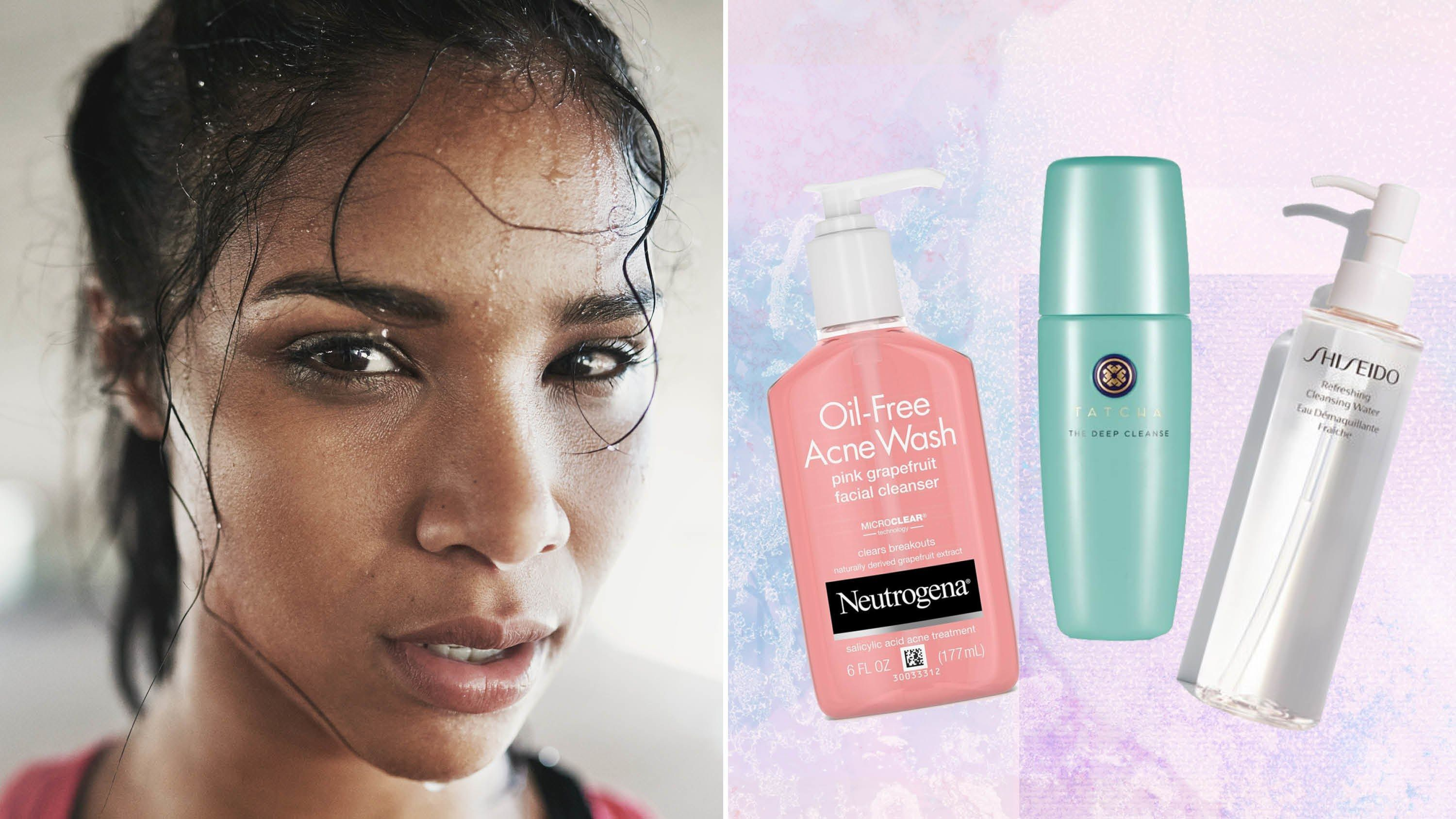 Best Face Washes for Oily Skin of   Allure  Skin Care