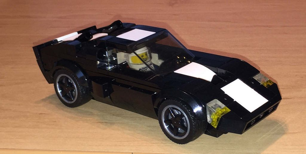 Real GT40 5 | Ford gt40, Lego and Legos