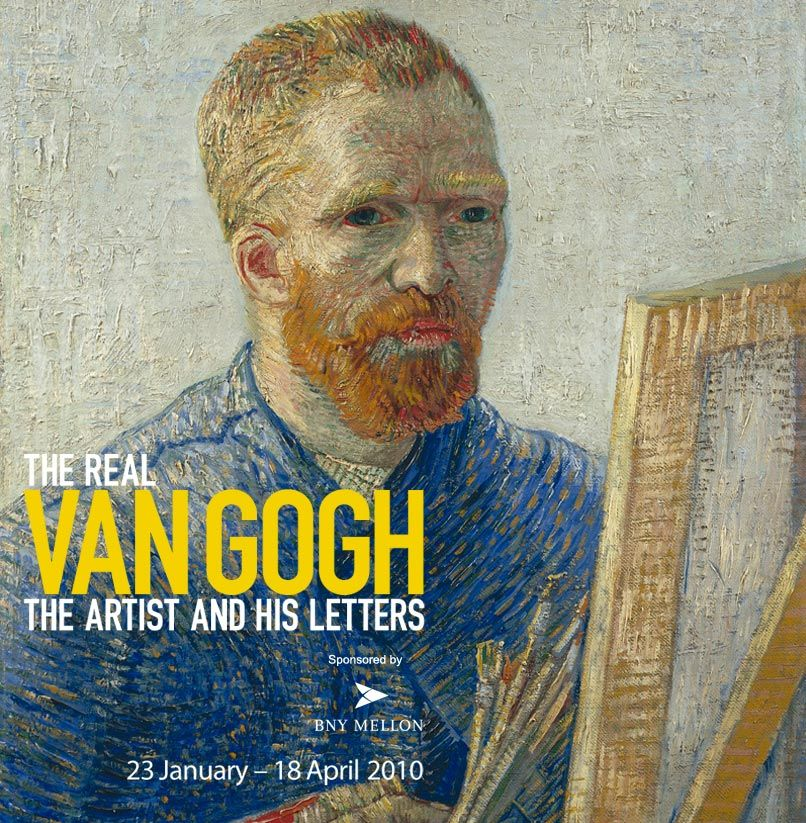 The Artist And His Letters The Real Vincent Van Gogh Van Gogh