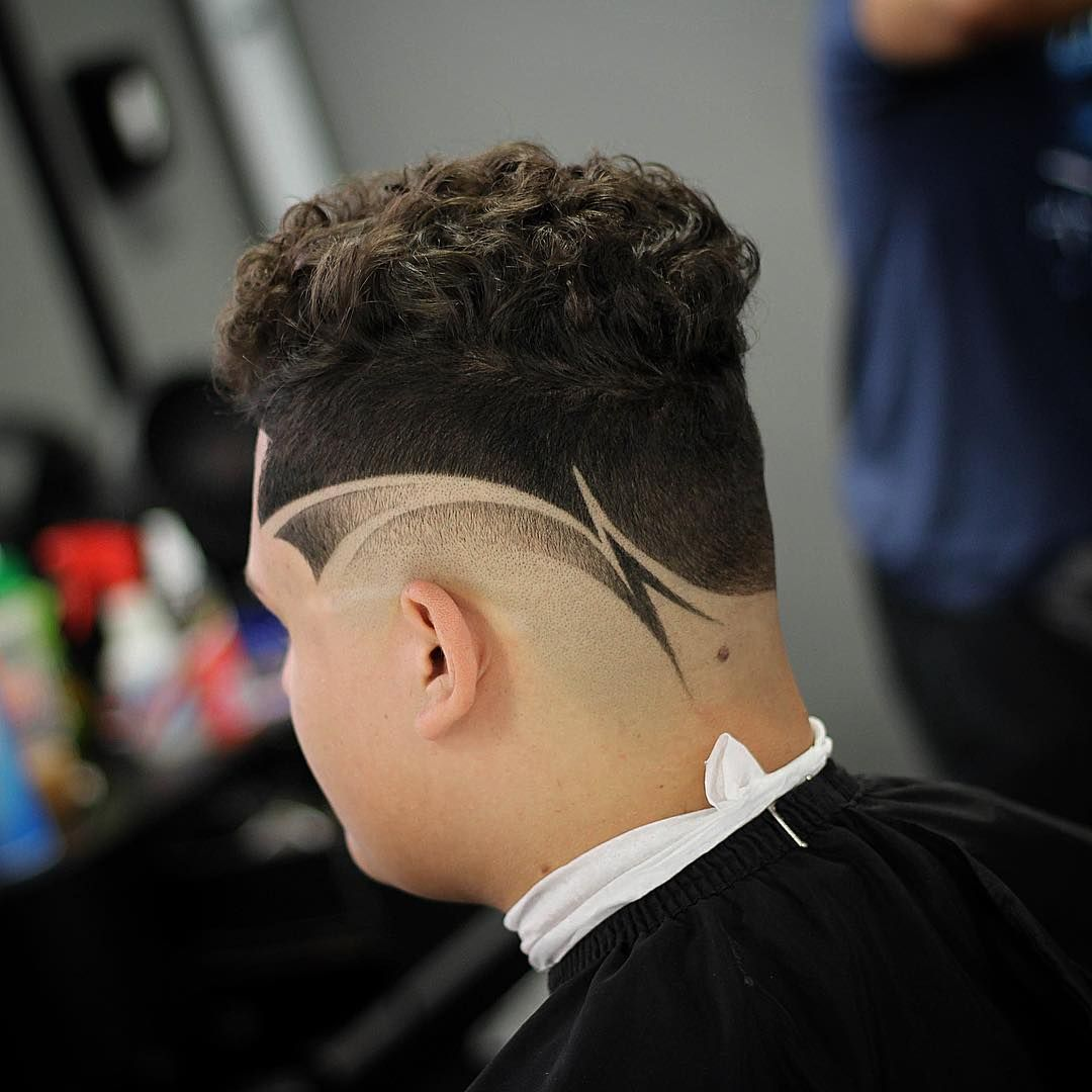 35 Awesome Design Haircuts For Men Men S Hairstyles Desenho De Cabelo Masculino Tatuagens De Cabelo Listras Para Cabelo