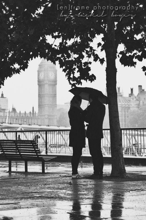 Romantic London Print Travel Photography