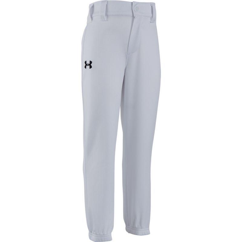 Under Armour Boys Closed Bottom T Ball Pants Baseball Pants Baseball Outfit Under Armour Kids