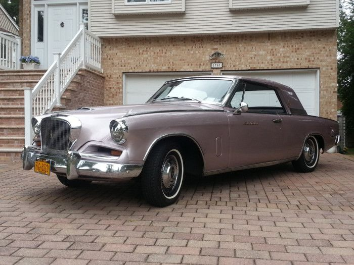 1962 Studebaker Gt Hawk One Of The Best Looking Cars Ever Studebaker Vintage Cars Classic Cars