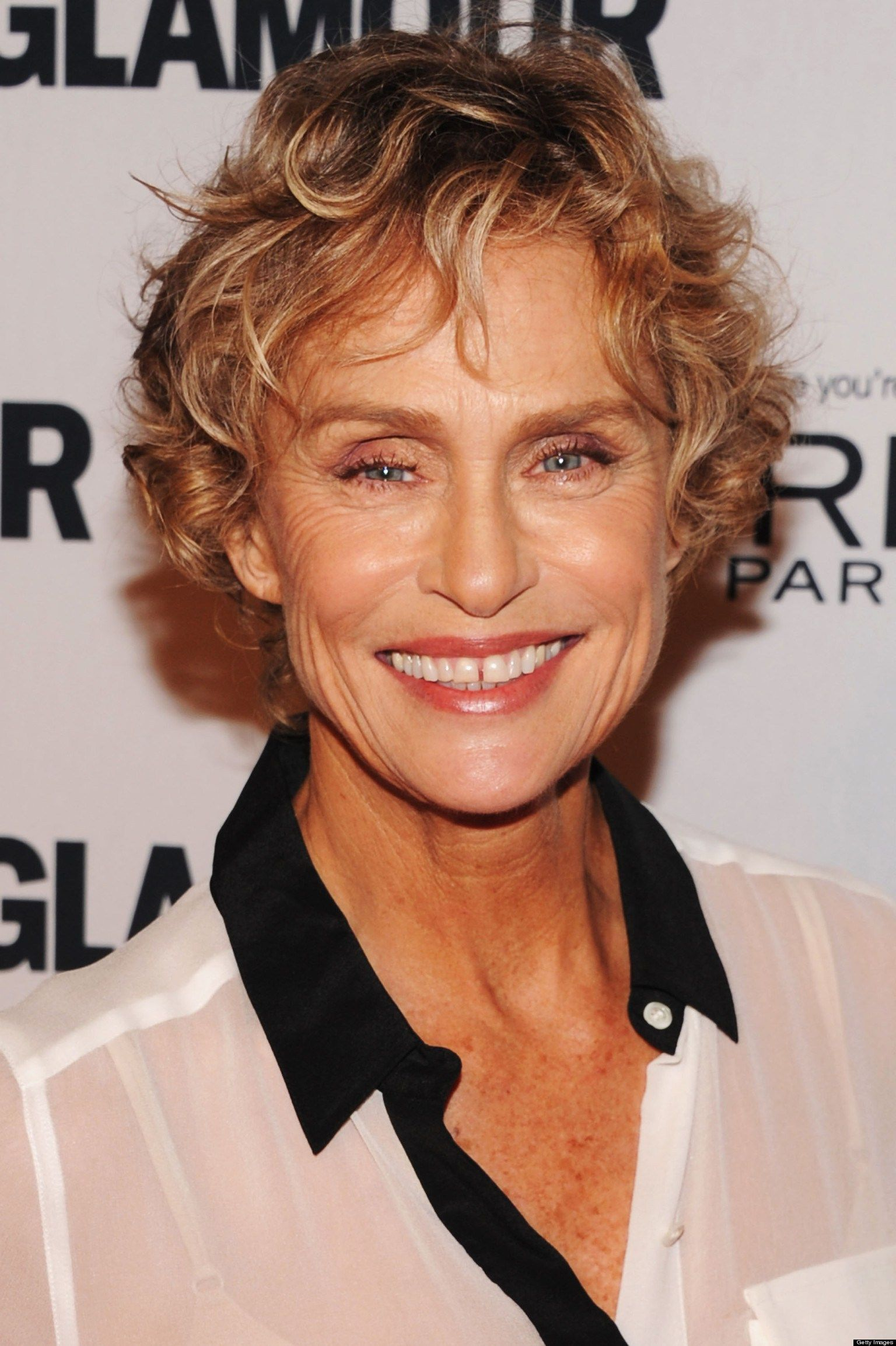 90 Classy and Simple Short Hairstyles for Women over 50 | Curly ...