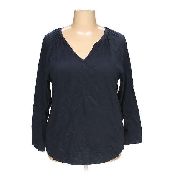 6120d1b1ae8 St. John s Bay Shirt in size 2X at up to 95% Off - Swap.com