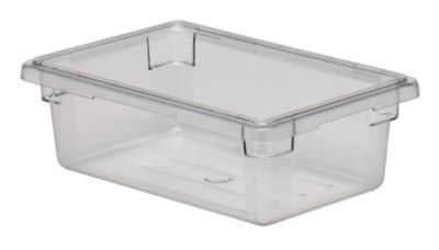 Next Day Gourmet Food Storage Box 18  x 12  x 6  Deep Clear  sc 1 st  Pinterest & Next Day Gourmet Food Storage Box 18