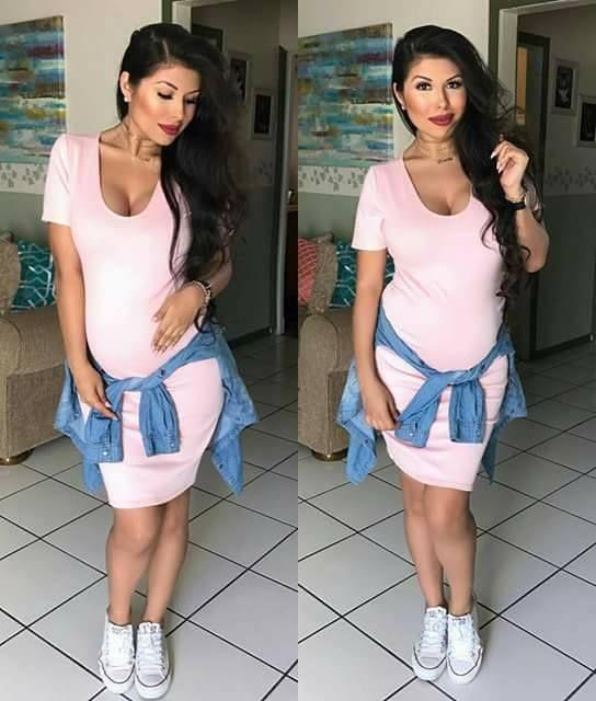 6cc39daae Outfit para embarazada