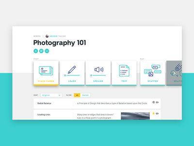 Quizlet Refresh Website Design Layout Web Design Website Design Inspiration