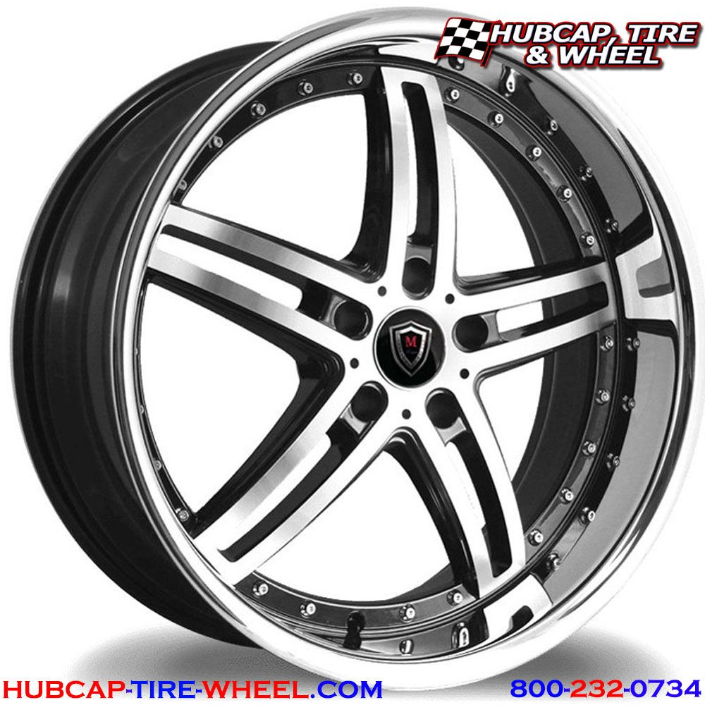 Marquee Luxury Marquee M5329 Wheel Rims Aftermarket Wheels Rims