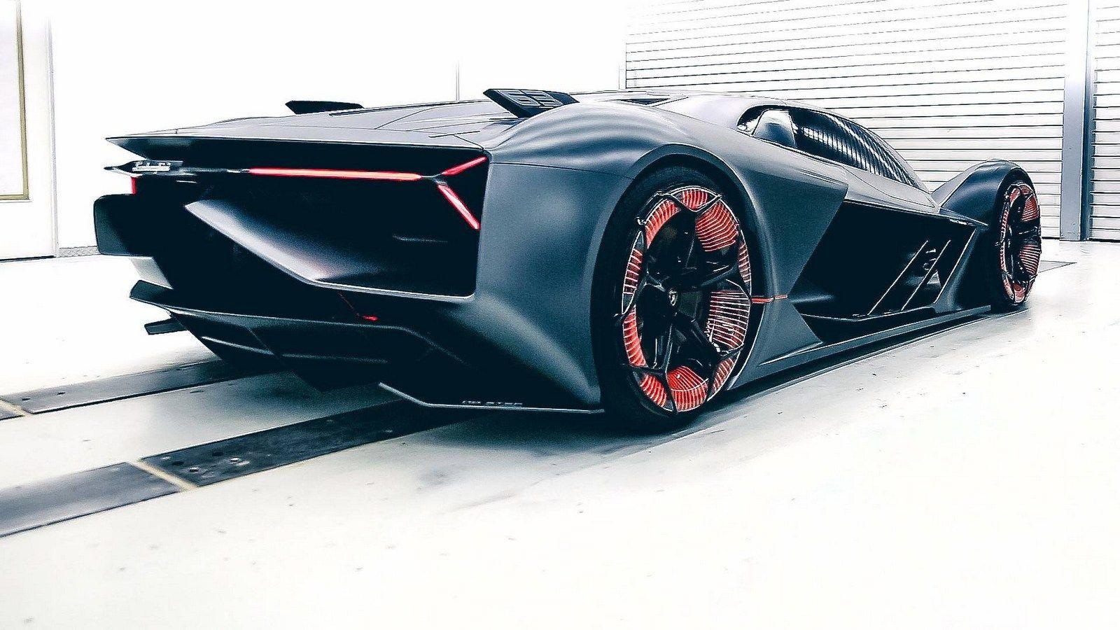 Lamborghini Terzo Millennio Autos Pinterest Lamborghini - Current sports cars