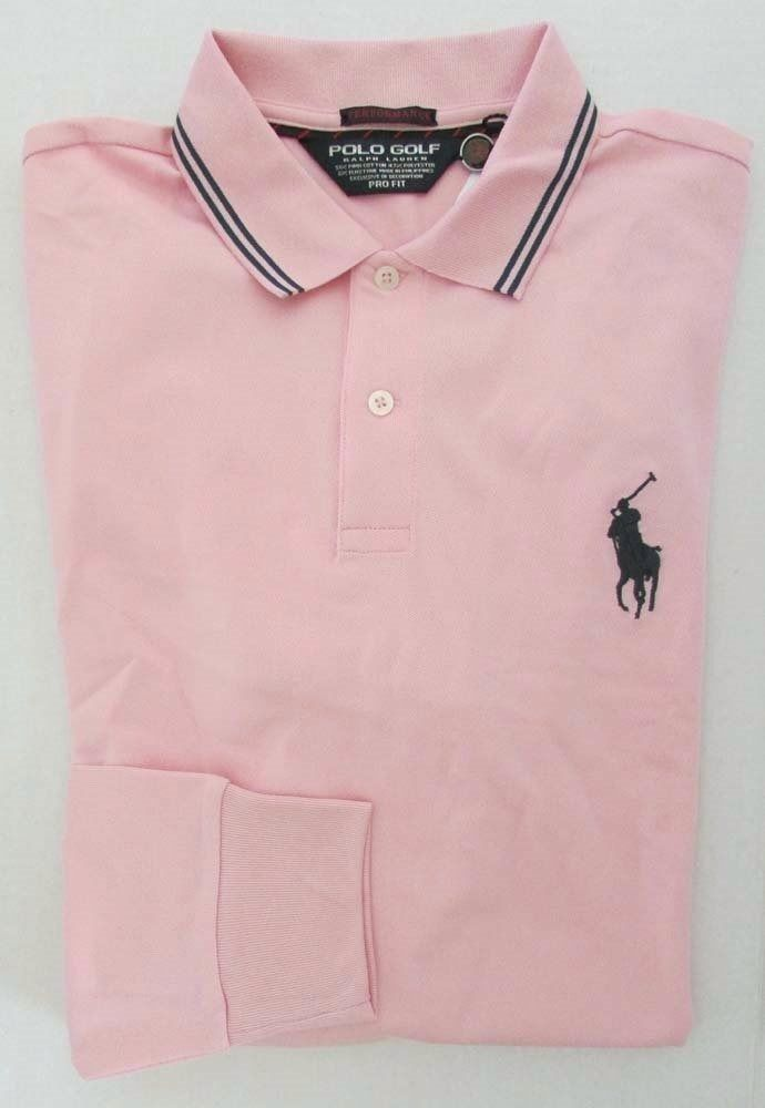 93e50641b NWT Ralph Lauren Polo Golf Performance PRO FIT Long Sleeve Shirt Size M L XL  XXL #RalphLauren #PoloShirt