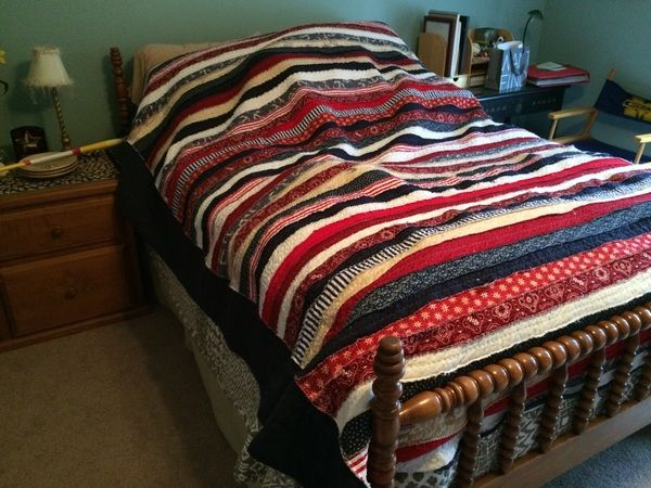 April 1 - Today's Featured Quilts - 24 Blocks