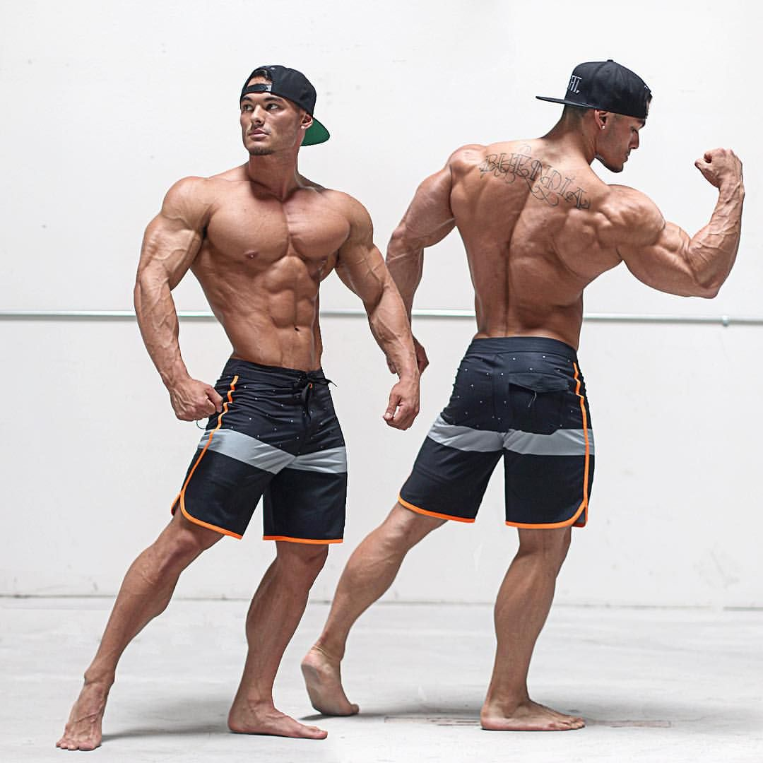 80f635f43f8a2 Jeremy Buendia Signature Shorts by  live fit apparel