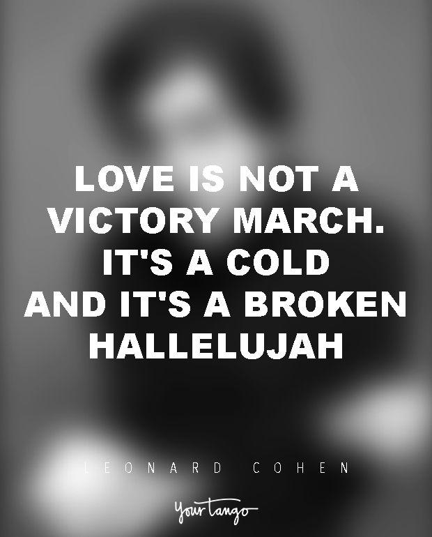 hallelujah о чём песня