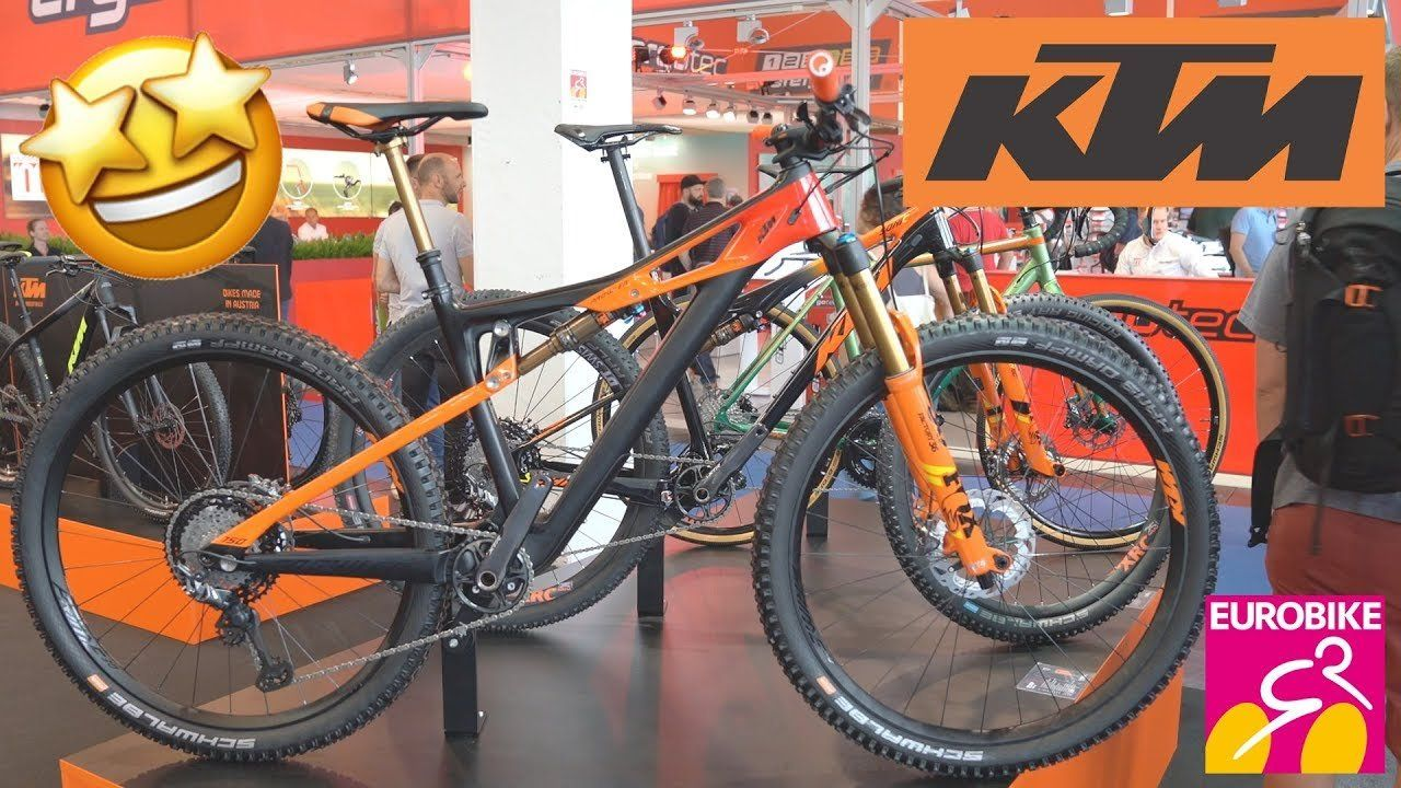 Ktm Mtb 2019 New Model And Performance From New Ktm Bikes 2019
