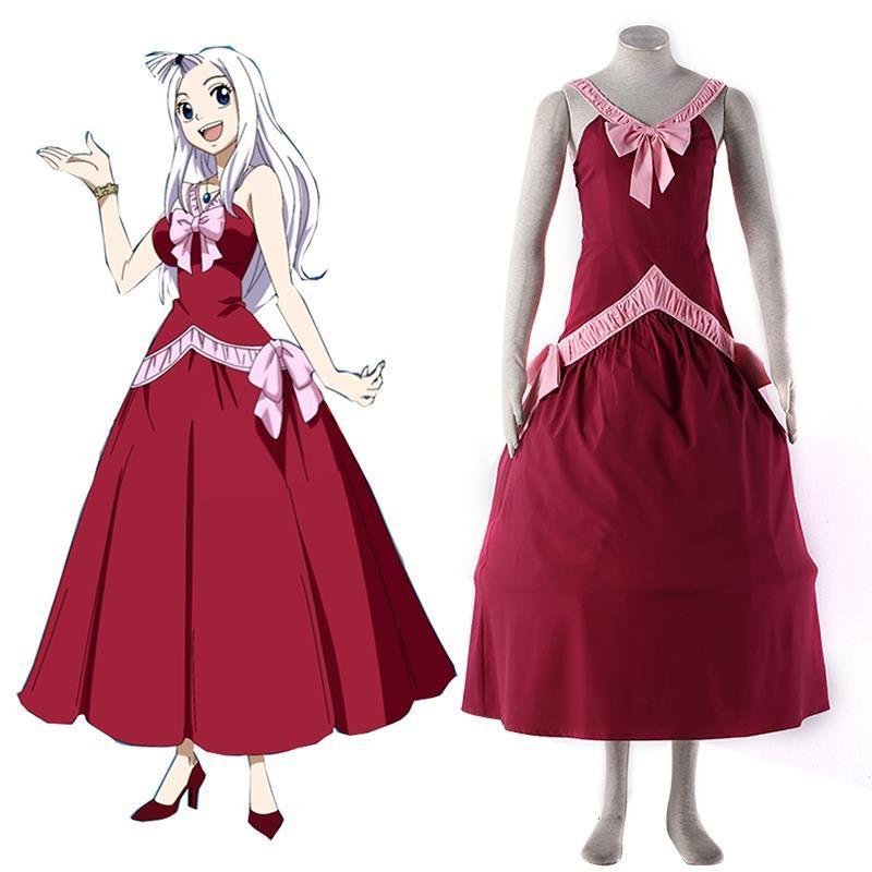 Fairy Tail Mirajane Dress Google Suche Red Dress Costume Dresses King Dress 32,251 likes · 5 talking about this. fairy tail mirajane dress google