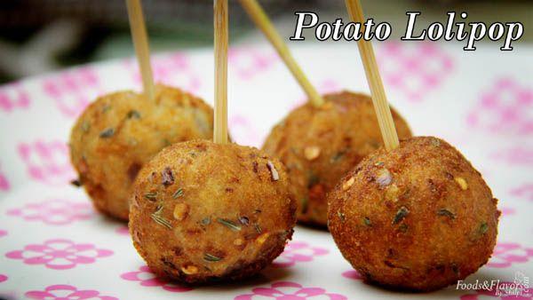 Potato lollipop kids snacks recipes indian snacks recipes foods and flavors veg recipes of india forumfinder Choice Image