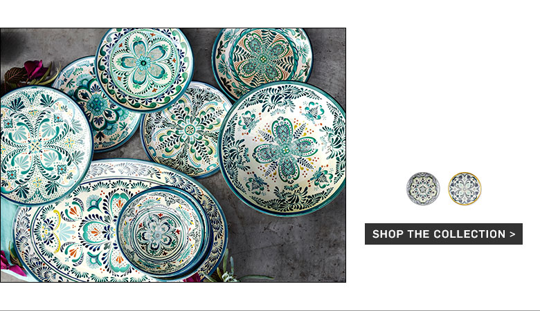 Veracruz Melamine Dinnerware With Images Dinnerware