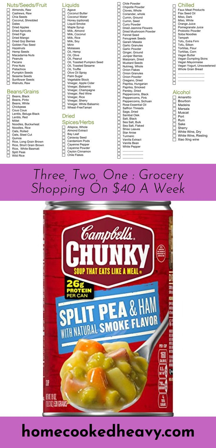 Grocery Shop Grocery Protein Foods