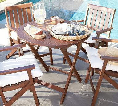 Brilliant Chatham Folding Bistro Table For The Home Outdoor Dining Bralicious Painted Fabric Chair Ideas Braliciousco