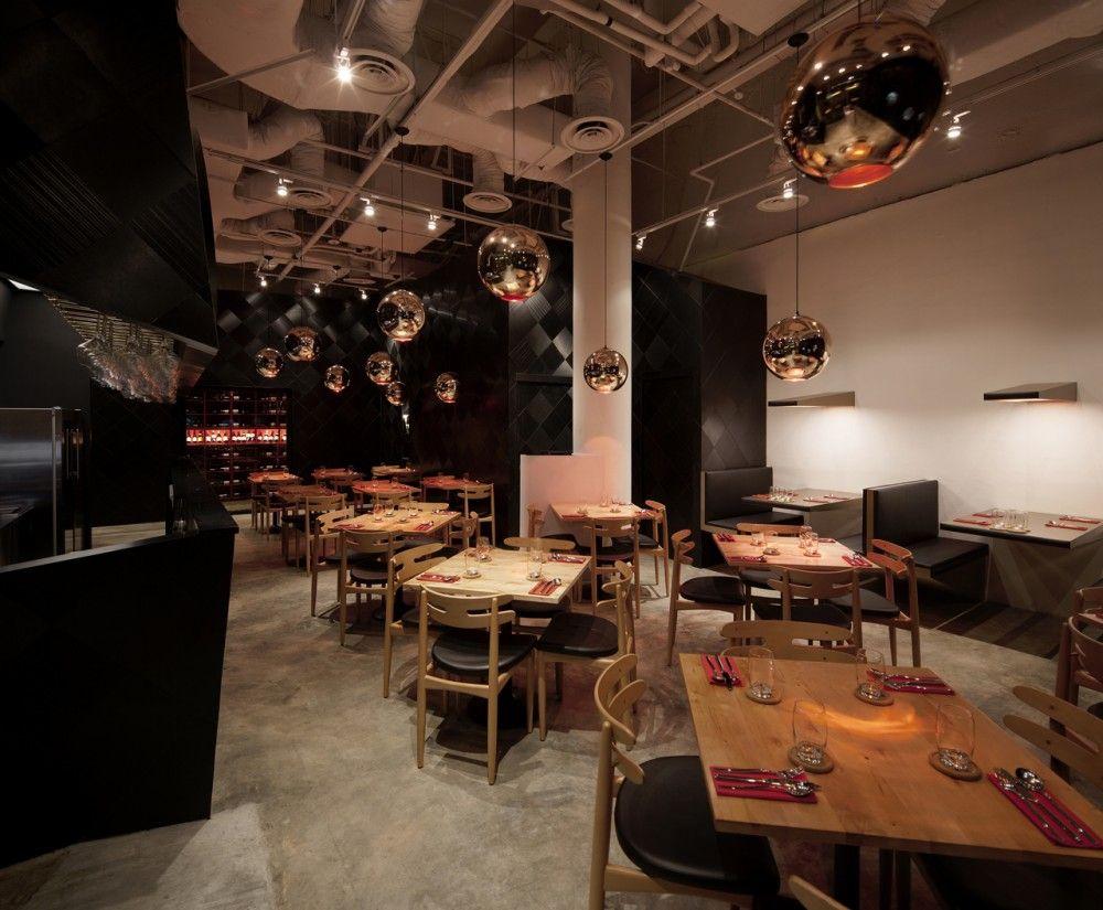 vintage restaurants Vintage Restaurant Interior Design The