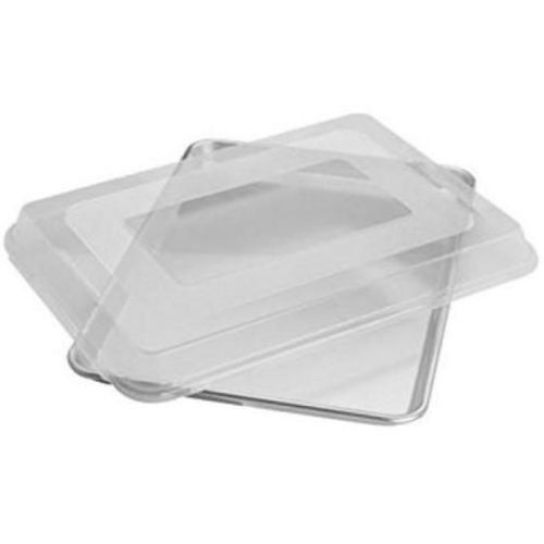 Focus Foodservice Quarter Size Plastic Sheet Pan Cover 9 12 X 13 X 2 14 Inch 12 Per Case Learn More By Visiting The Imag Sheet Pan Clear Plastic Sheets Pan