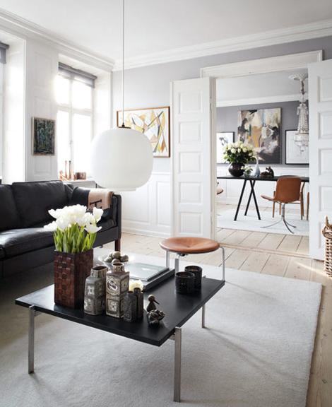 Nordic Design Interior Home Living Room Scandinavian Interior Design