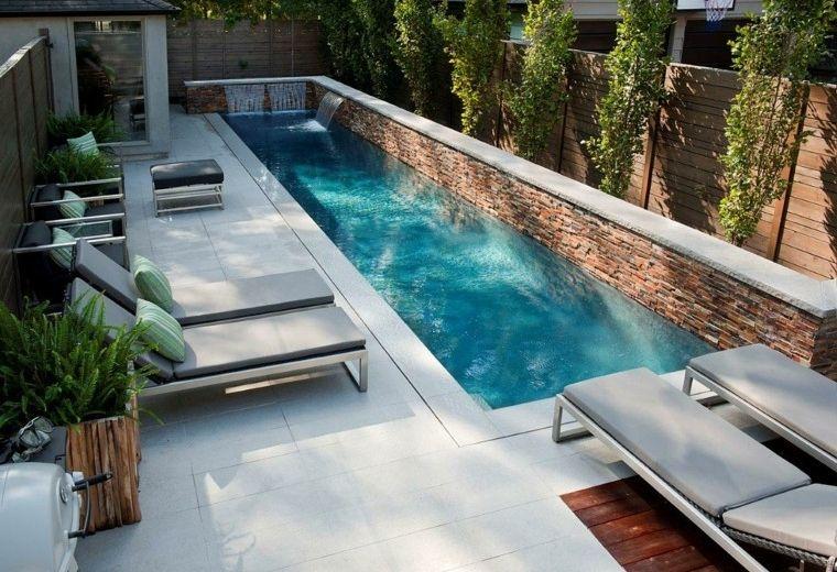 Piscinas jardines dise o nuestro patio en el 2015 for Modelos de patios y jardines