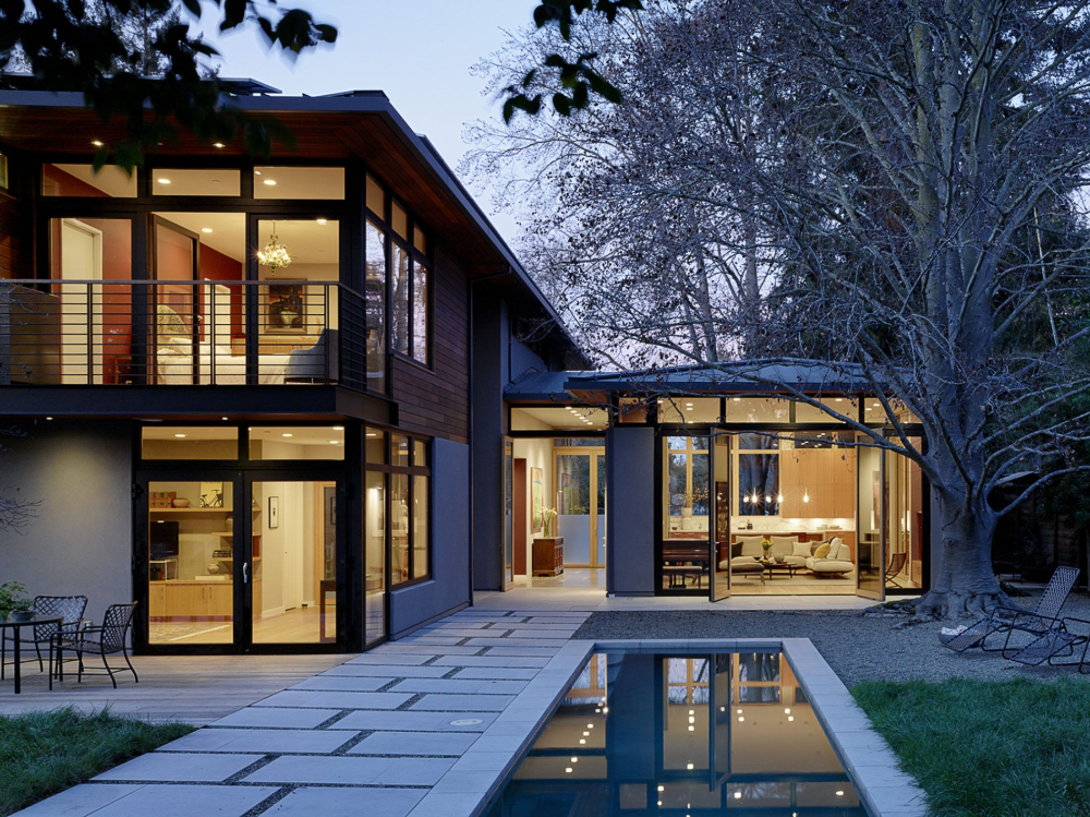 Butler Armsden Architects Architect House In Nature House Cladding