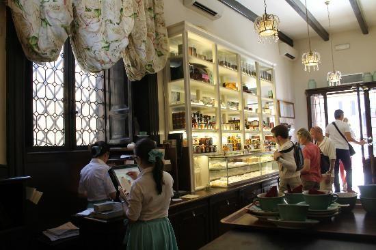 Babington's English Tea Room   Roma, Ristorante