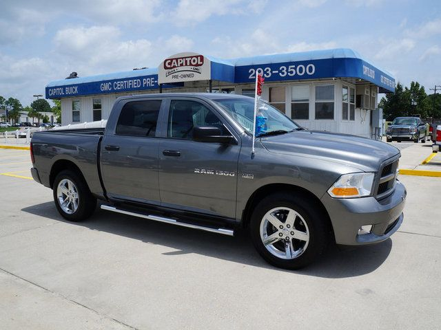 2012 Ram 1500 Crew Cab Baton Rouge La New Orleans Crew Cab Vehicles