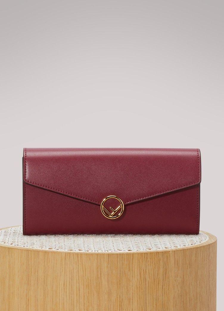 2717de5eed Continental wallet | Small Leather Goods | 24 Sèvres | Le Bon Marché ...
