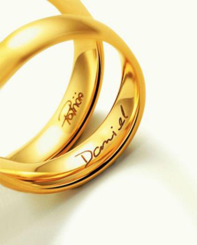 Hochzeitsringe Gravur Ideen  Hochzeit