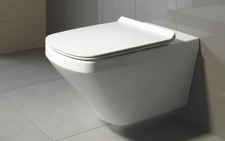 Marque De Toilette Suspendue wc durastyle rimless de duravit | toilettes modernes, wc