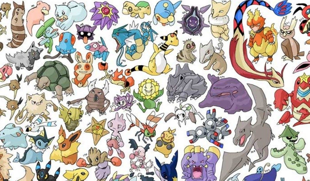 Pokemon Pixel Wallpaper Iphone Di 2020