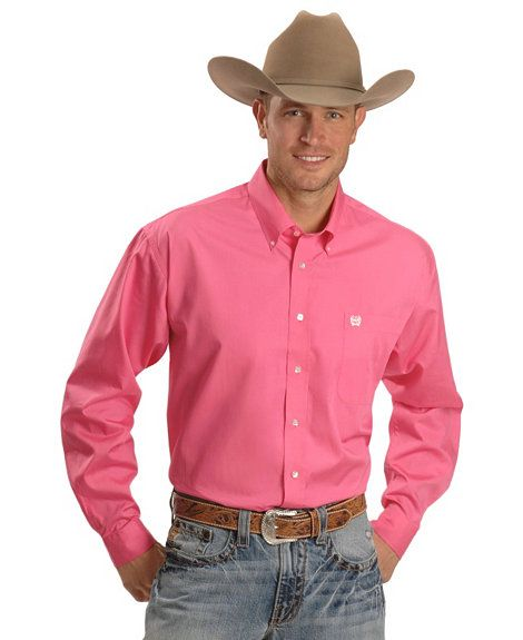 57010f5771 Cinch Men's Solid Button-Down Western Shirt | My Style | Shirts ...
