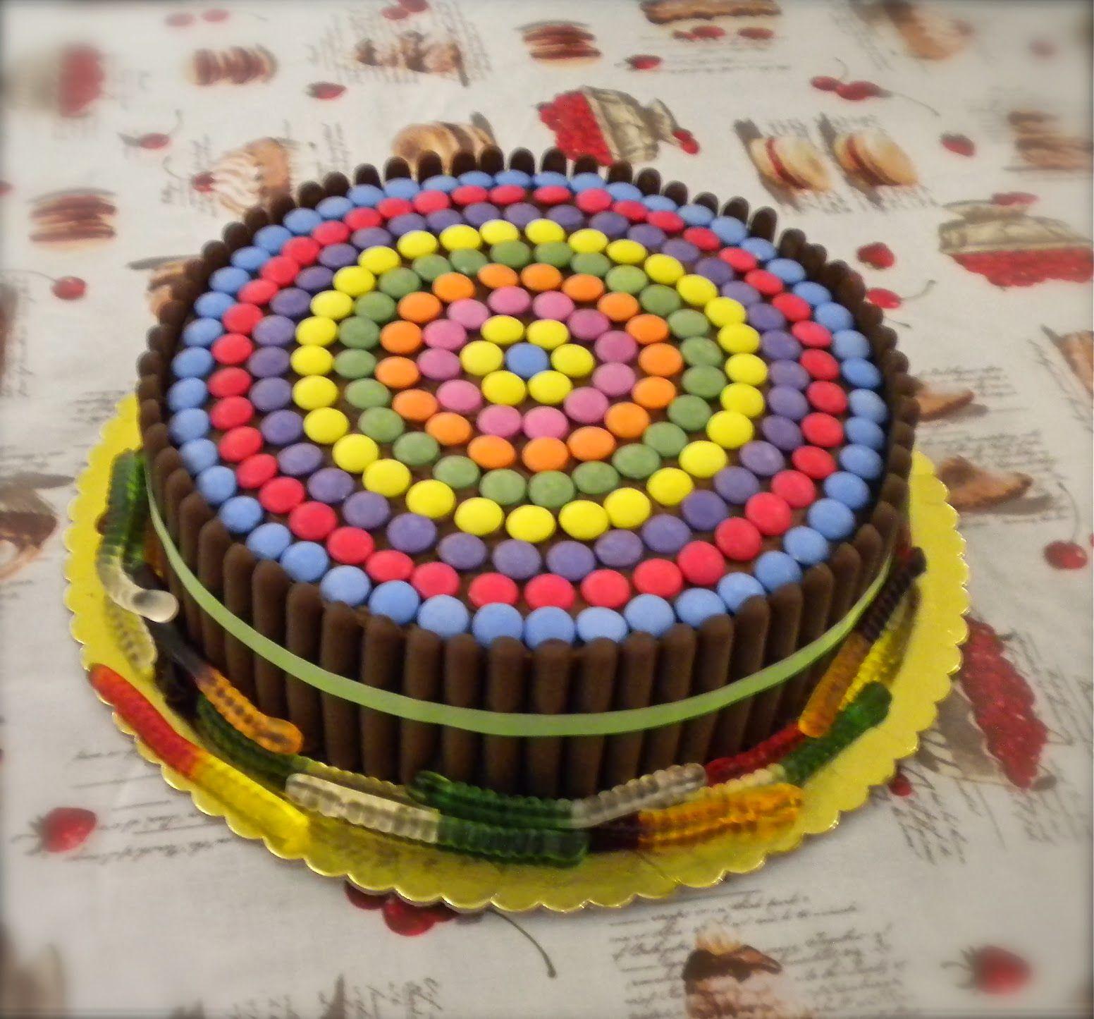 Kleine nutella torte