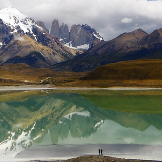 Honeymoon in Chile (photo of Torres del Paine, Chile).  By the Chile specialists.