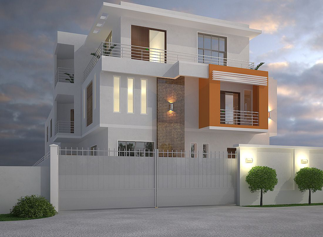 5 bedroom duplex with pent house (Ref 5014) (With images