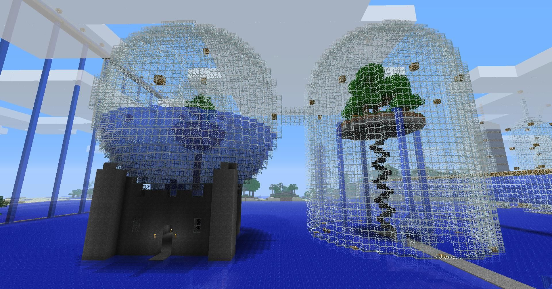 Amazing Minecraft Structures Minecraft What Tools Do You Use