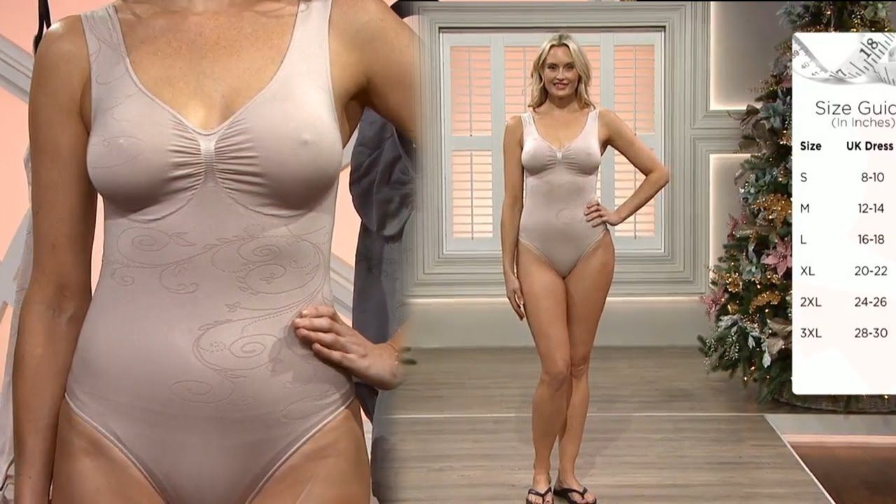 a365b629c9303 Courtney Lynn Murray Shapewear QVC UK 19 10 2016