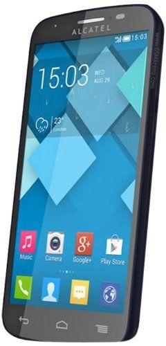 "Alcatel Onetouch C7 Dual SIM - Smartphone libre Android (pantalla 5"", cámara 5 Mp, 4 GB, Quad-Core 1.3 GHz, 512 MB RAM), negro"