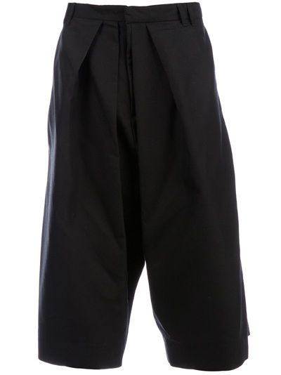 JULIUS - cropped loose fit trouser 6