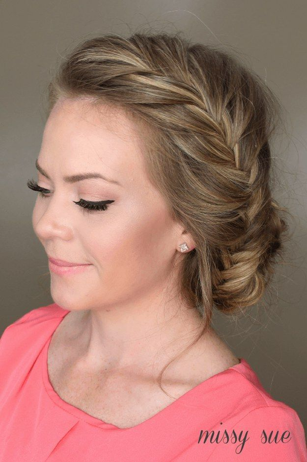 Homecoming Hairstyles For Short Hair Cute Homecoming Hairstyles 1 Braided Hairstyles Updo Easy Everyday Hairstyles Hair Styles
