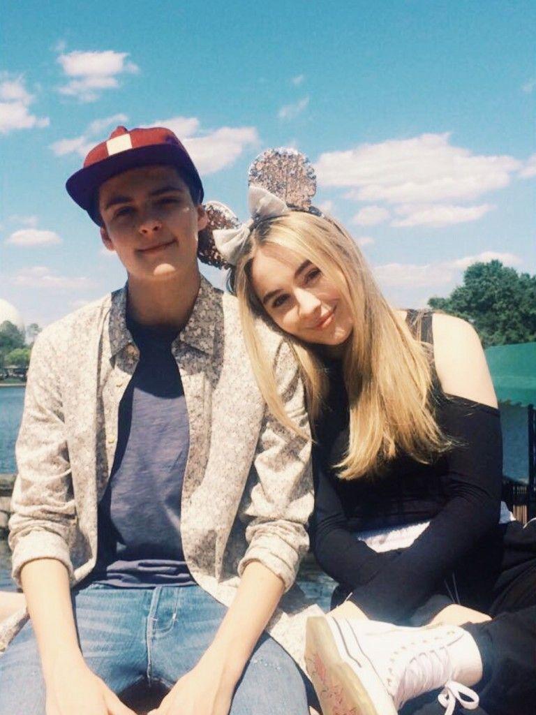 Corey fogelmanis and sabrina carpenter dating peyton
