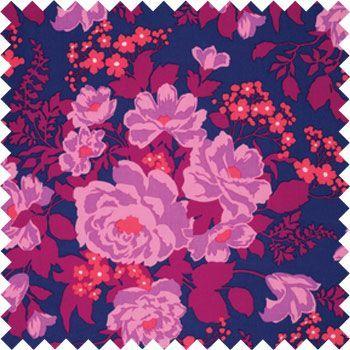 Joel Dewberry fabric Australia, Free Spirit Flora | Black Tulip ... : quilting supplies australia - Adamdwight.com